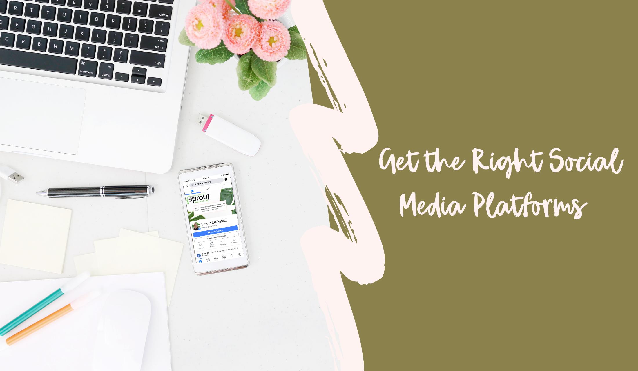 social media platforms for small businesses