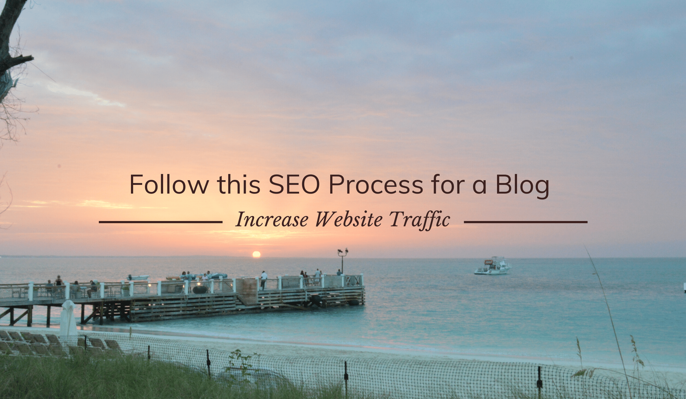 How to do SEO for a blog post