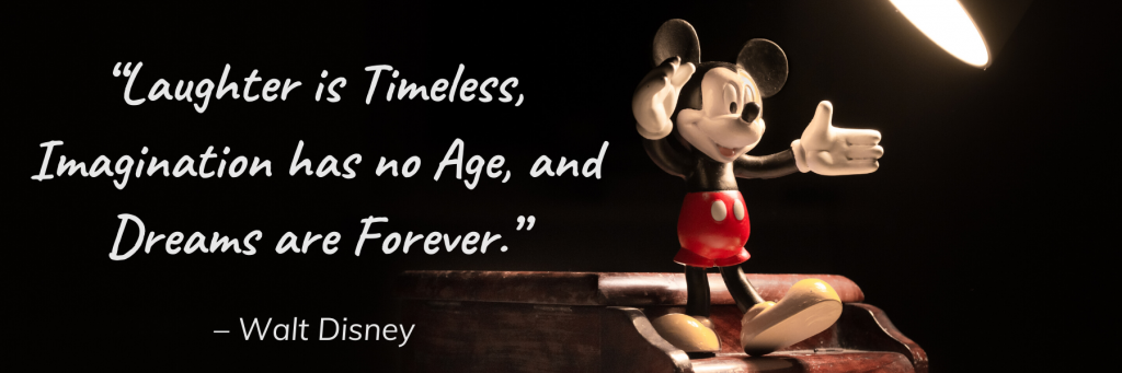 Walt Disney Quote about Dreams